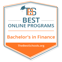 best online finance degree