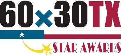60x30TX Star Awards