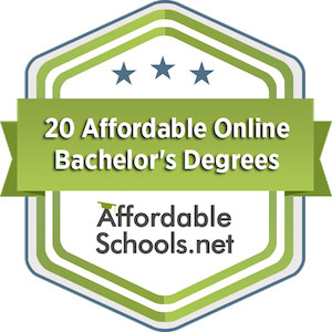 20 Affordable Online Bachelors Degrees Affordableschools.net