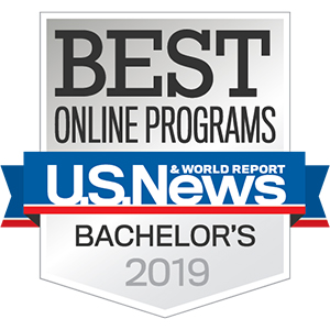 2019 Best Online Programs for Bachelor's