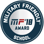 military friendly school award 2018