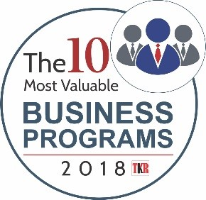 the 10 most valuable business programs 2018