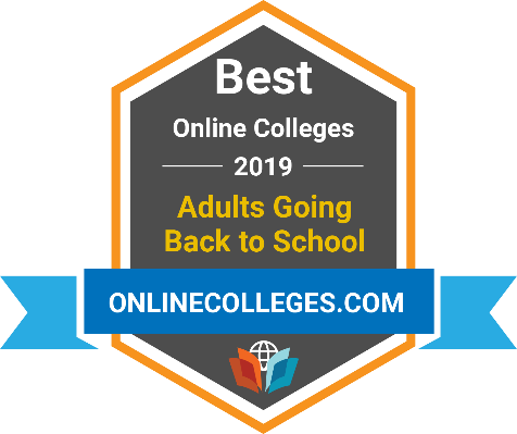 best online college adults going back to school
