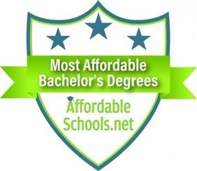 most affordable bachelors degree