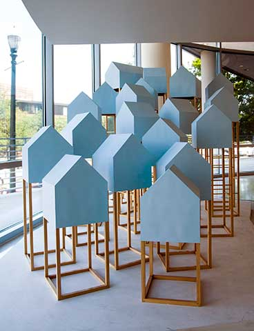 stilt houses justin berry