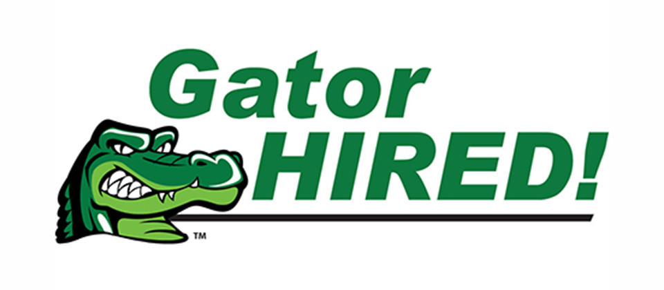 GatorHired Logo