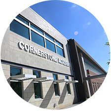 Cornerstone Christian Academy location