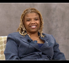 Still frame of Dr. DoVeanna Fulton from her video on What Does the Center for Critical Race Studies Hope to Accomplish