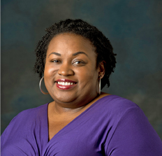 Photograph of Inaugural Resident Scholar - Dr. Britney Cooper