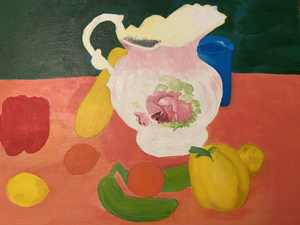 Yoselin Torres, Painting I
