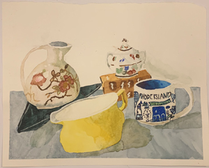 Kaylee Kaiser, Watercolor I