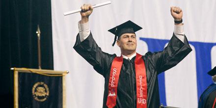 Master grad