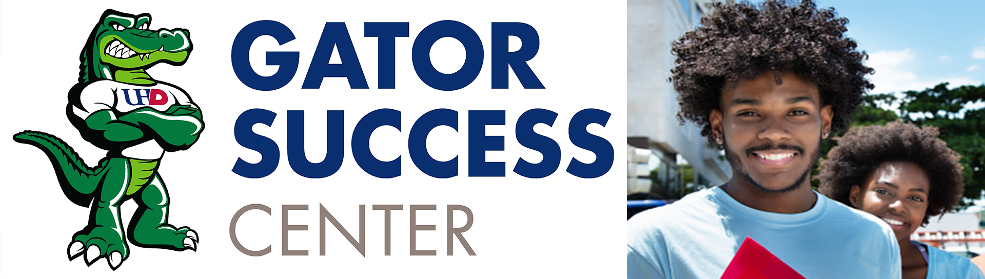 Gator Success Center Banner