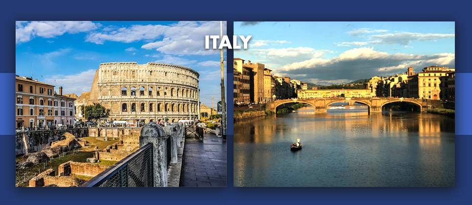 UHD Summer Abroad in ITALY, May 13-24 2019, Rome, Florence, Spring 2019 provides exciting learning opportunities
