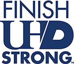 Finish UHD Strong logo