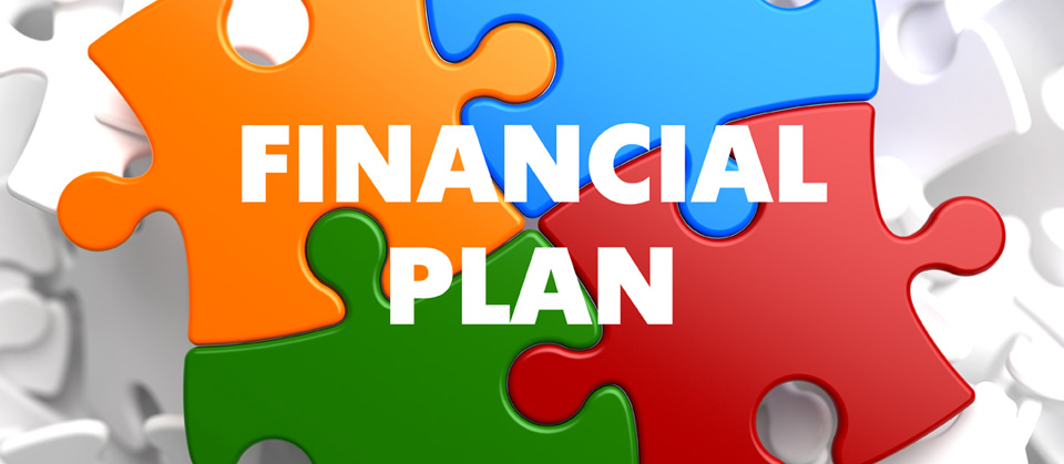 graphic for Financial Plan