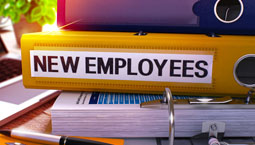new employees graphic