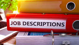 job descriptions graphic