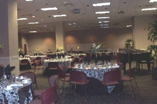Special Events Layout All 3 Rooms