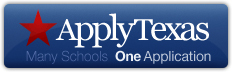 Apply Texas - Many Schools, One Application logo