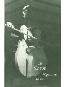 Bayou Review Cover