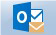 a screenshot of the Outlook application icon