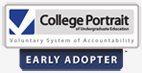 College Portrait Early Adopter logo