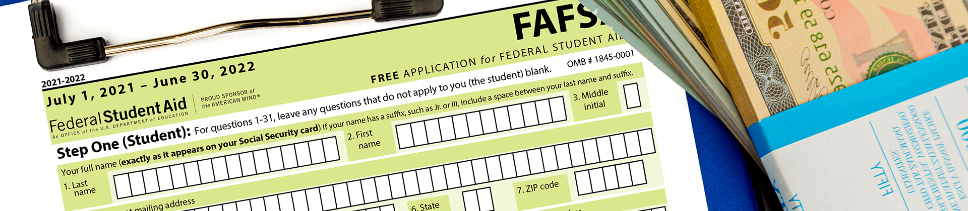 Virtual FAFSA Information Sessions