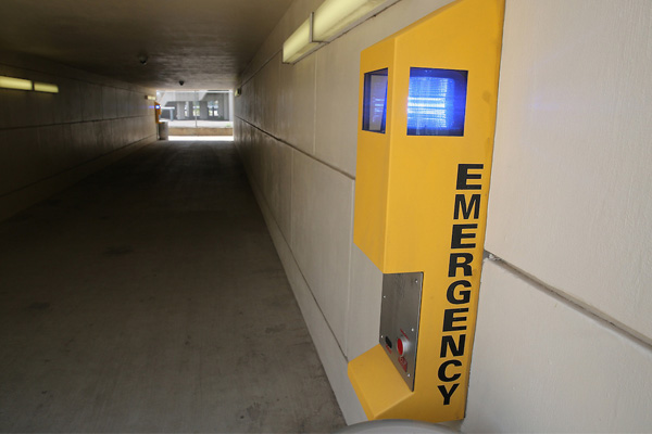 UHD Emergency Call Boxes