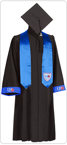 Order Cap & Gown | University of Houston-Downtown