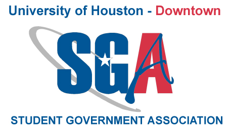 SGA Student Government Association Logo