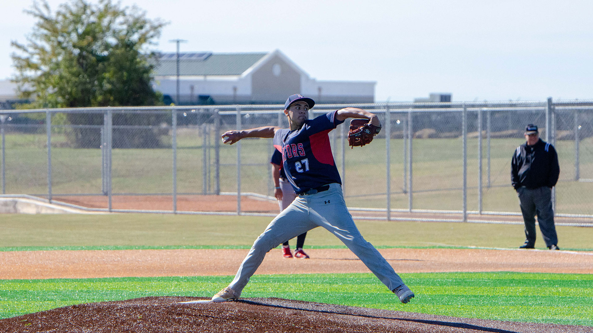 Image of UHD Baseball Pitcher number 27