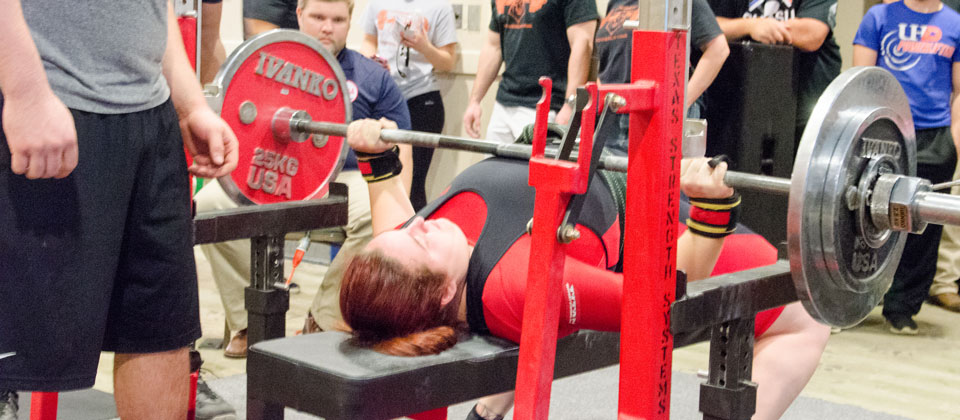 powerlifting men s and women s club university of houston downtown