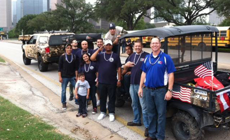 Homecoming with Student Veterans