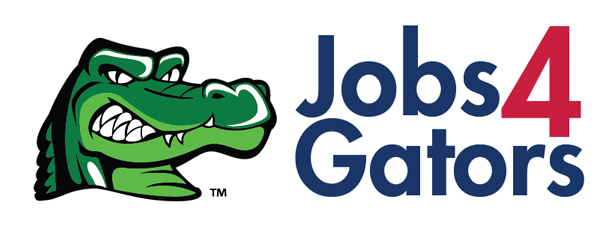 Jobs for Gators logo