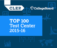 CLEP Top 100 Test Center